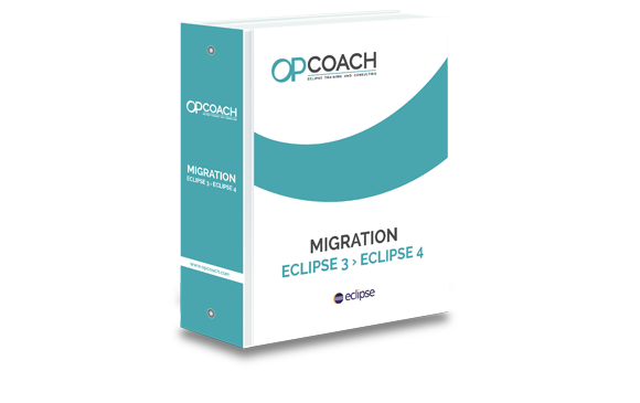 Migration Eclipse RCP 4